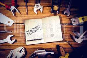 Renovate  against blueprint