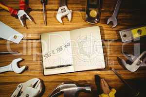 Build it your way against blueprint