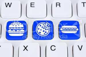 Pizza Hamburger Fast Food essen online bestellen und liefern im