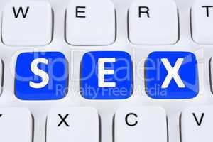 Sex online im Internet