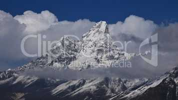 Peak of Ama Dablam