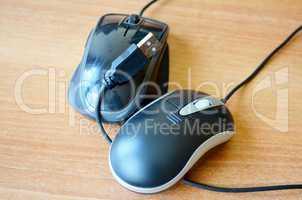 Mouse double double
