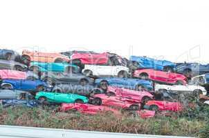 Schrott Fahrzeuge      Scrap Vehicles
