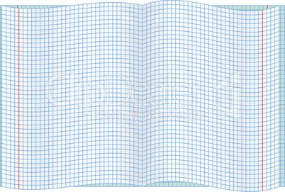 Open school notebook