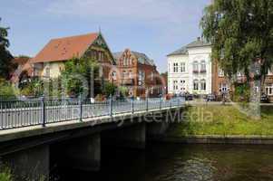 Brücke in Friedrichstadt