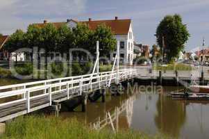 Brücke in Tönning