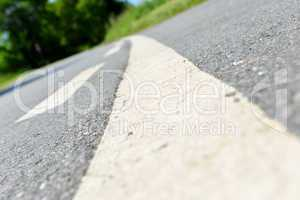 Straße Weg