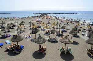 playa de las americas, Teneriffa