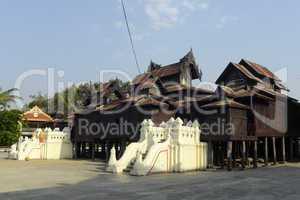 ASIA MYANMAR NYAUNGSHWE PAGODA