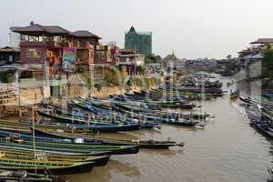 ASIA MYANMAR NYAUNGSHWE WEAVING FACTORY