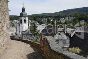 Kirche in Gemünden, Hunsrück