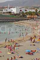Playa de la Pinta , Costa Adeje, Teneriff