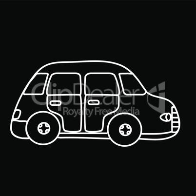 ?ar symbol black background