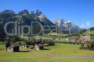 Village Gsteig bei Gstaad