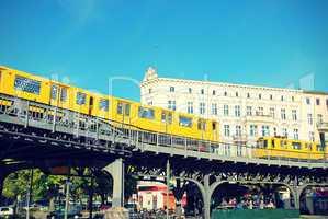 Berlin Schlesisches Tor retro