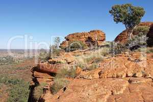 Kings Canyon, Australien