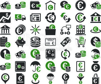 Bicolor Green-Gray--a10euro-banking.eps