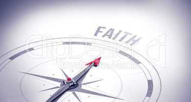 Faith against compass
