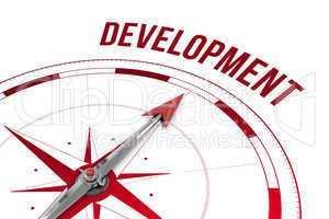 Development against compass