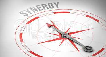 Synergy against compass