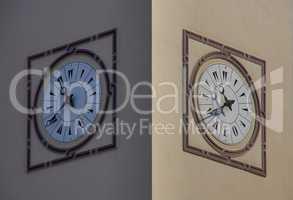 Uhr im Islam Vereinigte Arabischen Emirate Gebäude