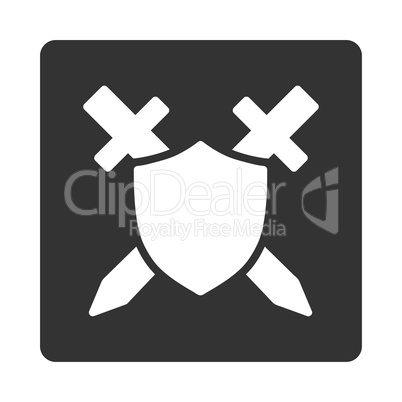 Guard Icon from Commerce Buttons OverColor Set