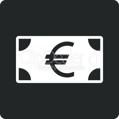 Bicolor White-Gray--euro banknote.eps