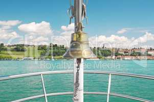 bell on the ship
