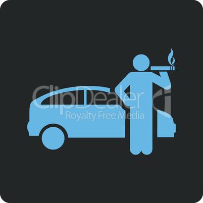 Bicolor White-Gray--taxi driver.eps