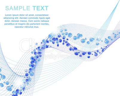 Water lines concept design