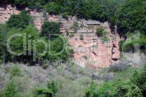 Steinbruch bei Miltenberg