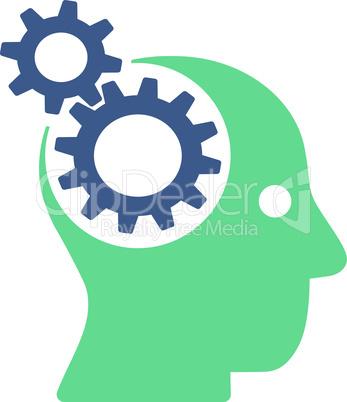 brainstorming--BiColor Cobalt-Cyan.eps