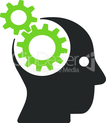 brainstorming--Bicolor Eco_Green-Gray.eps