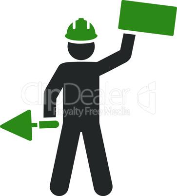 builder--Bicolor Green-Gray.eps