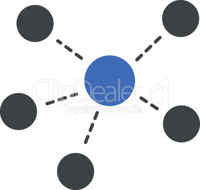 connections--BiColor Cobalt-Gray.eps