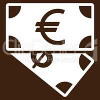 Banknotes icon from Business Bicolor Set