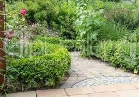 ornamental garden
