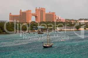 Hotel, Atlantis, Bahamas,