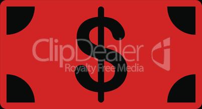 bg-Black Red--banknote.eps