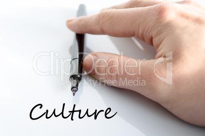 Culture Text Concept