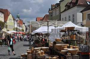 Handwerksmarkt in Amberg