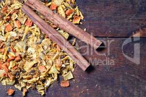 Cinnamon And Spice