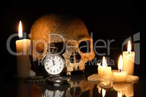 Time And Death