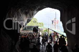 Piratenhöhle, Istrien, Kroatien