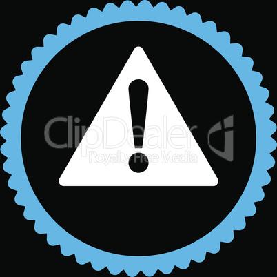 bg-Black Bicolor Blue-White--warning.eps