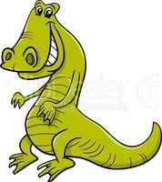 crocodile animal character