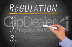 Regulation - Checklist