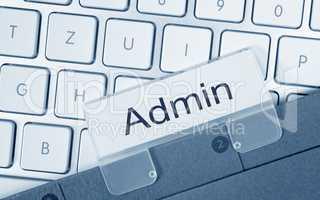 Admin - Administration Folder