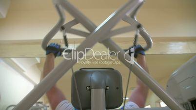 Exercises on Weight-Lifting Machine