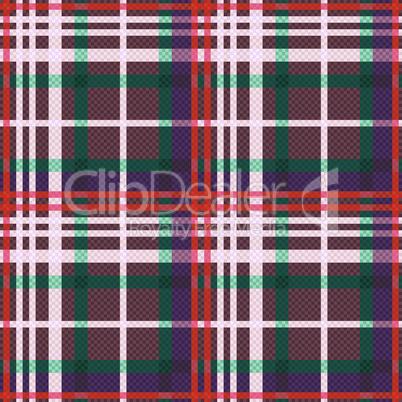 Multicolour rectangular seamless pattern